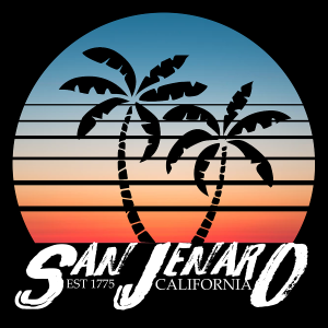 San Jenaro City Tourism Logo